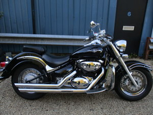 2007 Suzuki Intruder VL800 For Sale