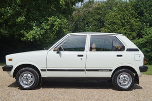 1985 Suzuki Alto series one FX auto 1 prev owner 12k from new!