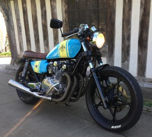 1981 Suzuki GS550 Custom For Sale