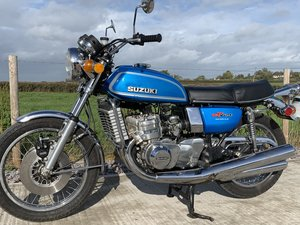 1976 Suzuki GT750 For Sale