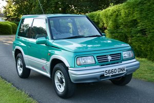 1998 Suzuki Vitara 17k miles One Lady Owner