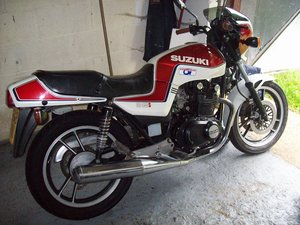 1988 suzuki gs450s For Sale