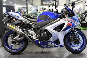 Picture of 2009 09 Suzuki GSXR 1000 K8 Supersport SOLD