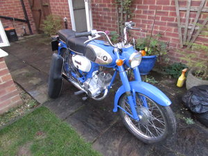 1968 suzuki k10p For Sale