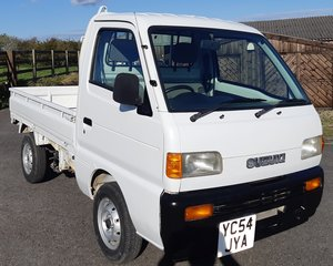 2004 Suzuki Carry 4x4 pick up For Sale