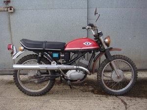 Suzuki TC120 Trail Cat - 1970 - £2195 For Sale
