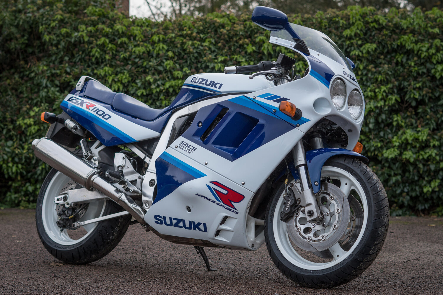 1990 Suzuki GSXR 1100 Slingshot For Sale | Car And Classic