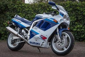 1990 Suzuki GSXR 1100 Slingshot  For Sale
