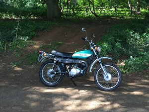 1971 Suzuki TS185 sierra