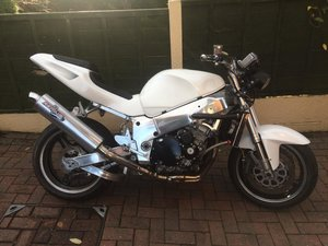 1997 Gsxr 750 srad streetfigher For Sale