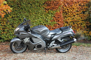 2009 Suzuki GSX 1300R k9 with 7000 miles from new For Sale