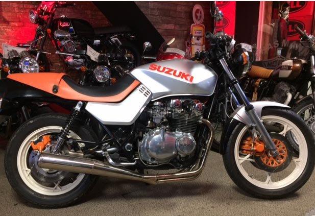1982 Suzuki GS 650 Katana  For Sale (picture 1 of 6)