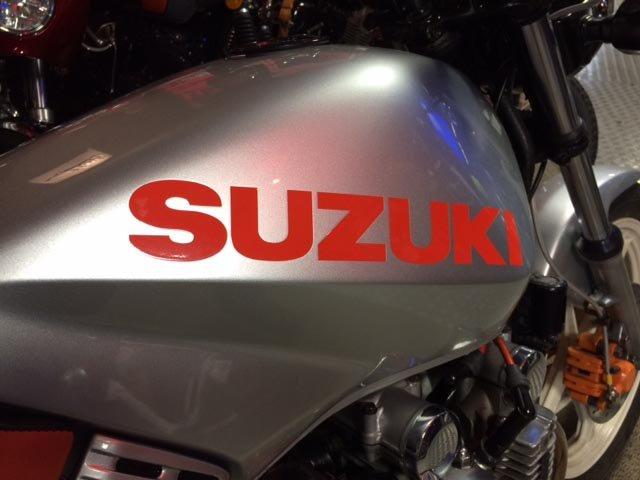 1982 Suzuki GS 650 Katana  For Sale (picture 6 of 6)