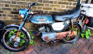 1976 SUZUKI B120 Motorcycles For Sale