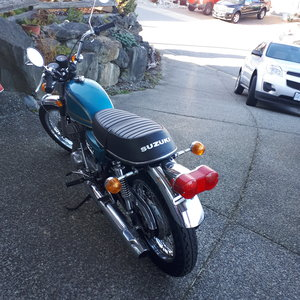 1975 Titan 500 Original condition, BITCOIN accepted