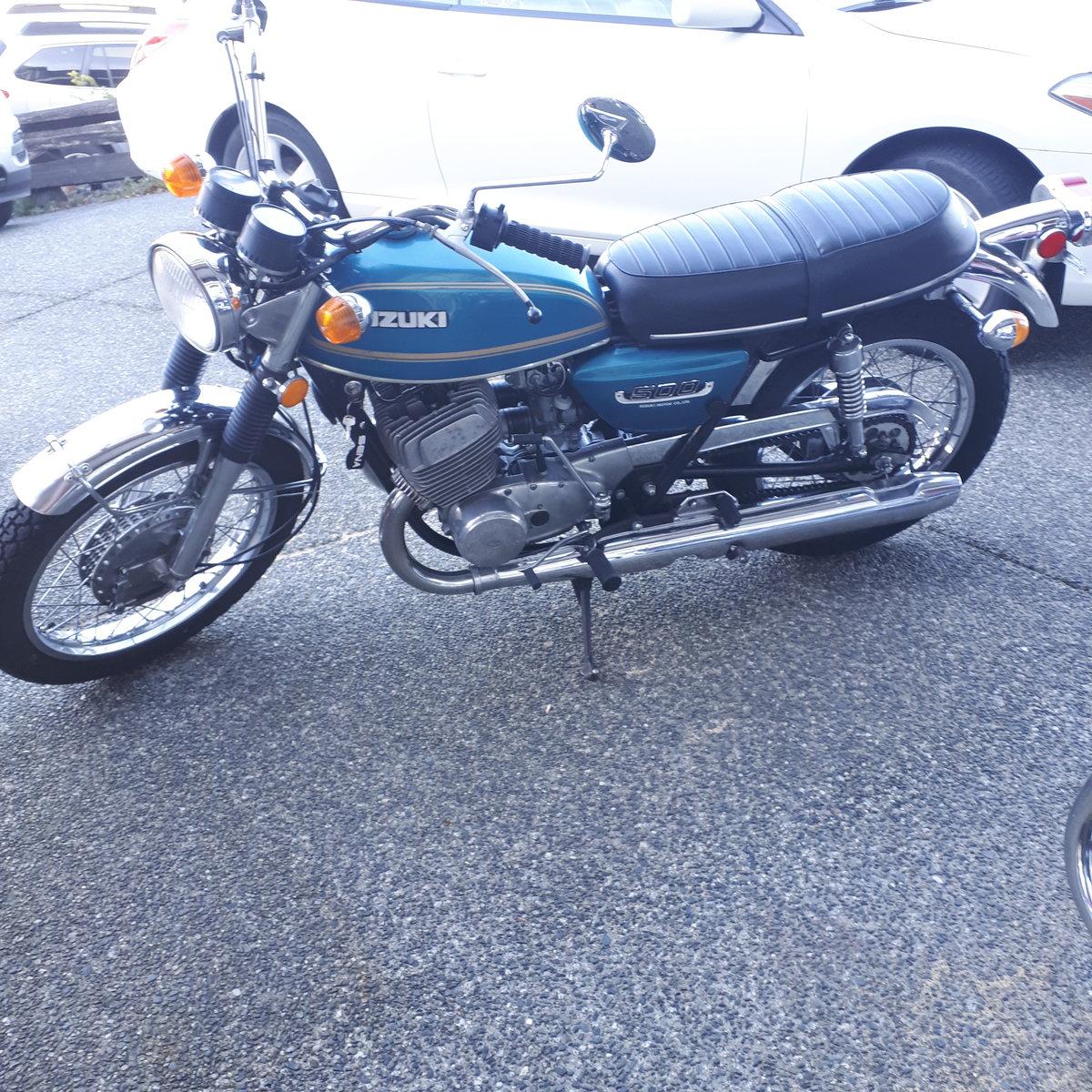 1975 Titan 500 Original condition, BITCOIN accepted For Sale (picture 2 of 3)