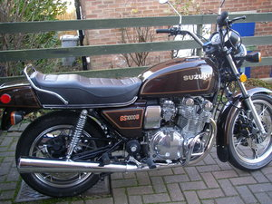 1981 Suzuki GS1000g