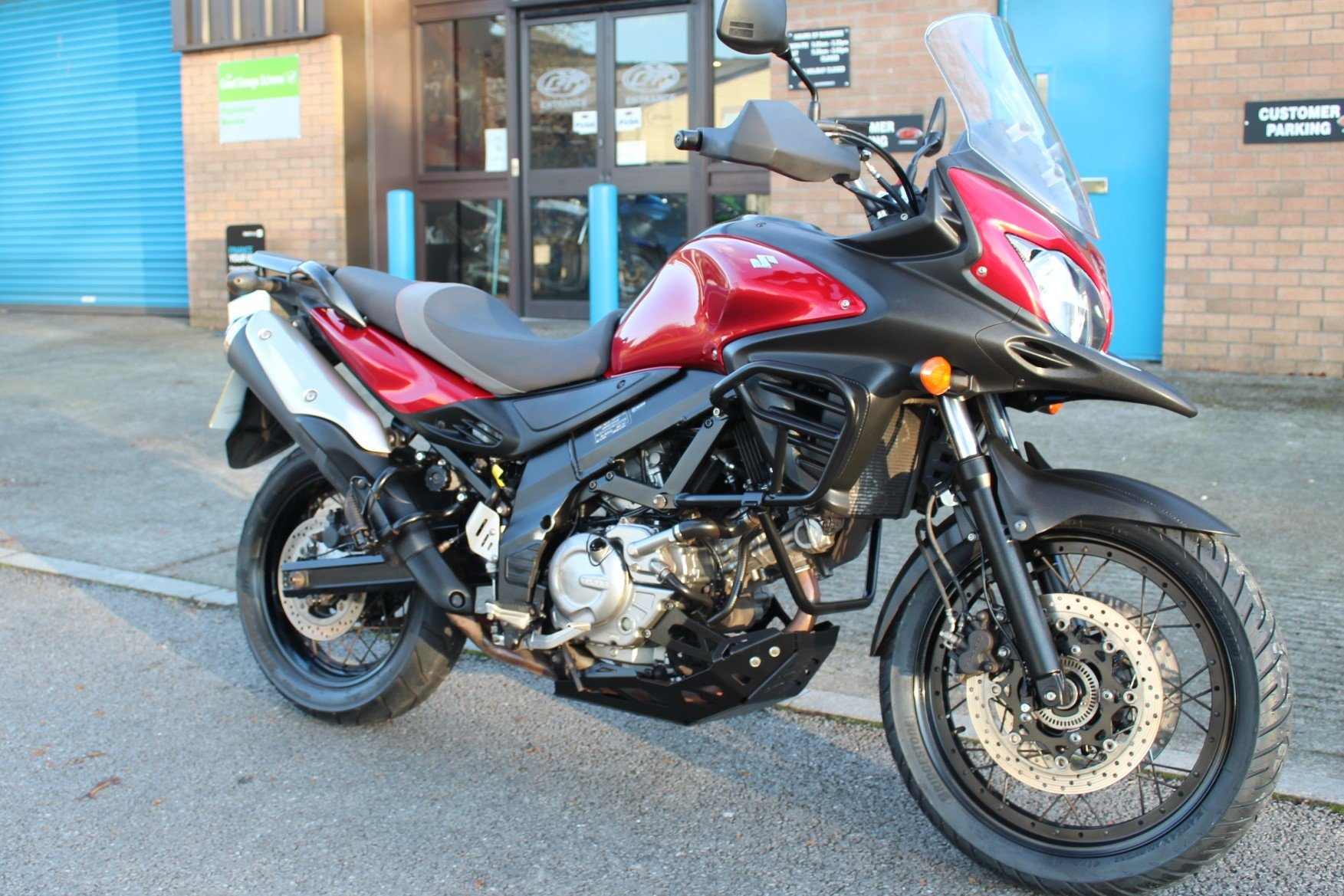 2016 16 Suzuki DL650 AL6 V-Strom Adventure For Sale (picture 2 of 6)