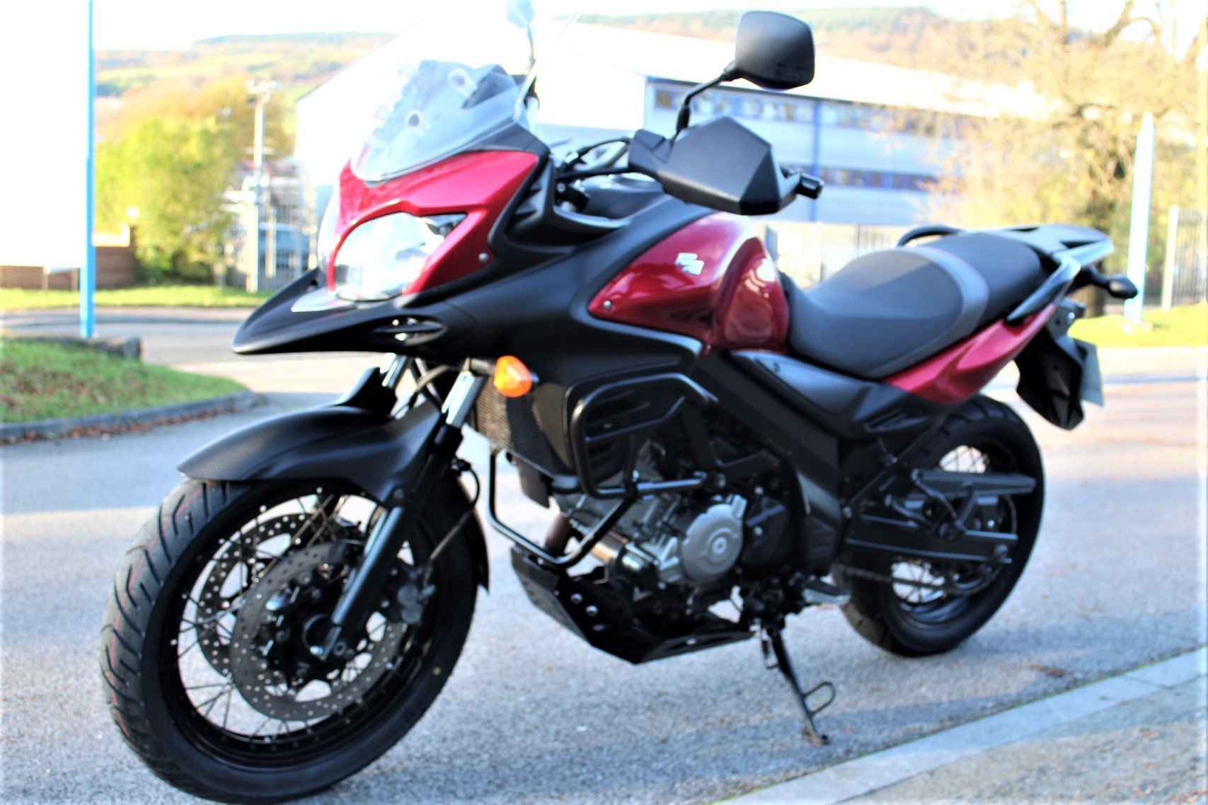 2016 16 Suzuki DL650 AL6 V-Strom Adventure For Sale (picture 3 of 6)