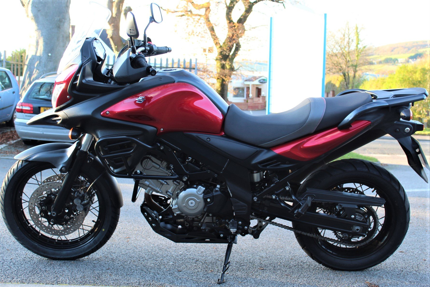 2016 16 Suzuki DL650 AL6 V-Strom Adventure For Sale (picture 4 of 6)