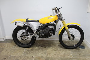 1979 Suzuki 250 cc Beamish Trials excellent condition For Sale