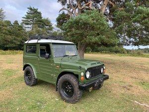 1981 Suzuki LJ80 - Fully restored - RHD - Reluctant sale