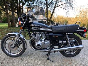 1978 GS1000 Original low miles.