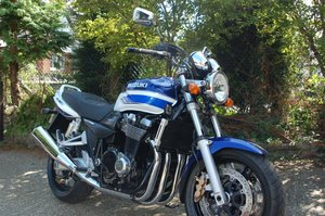 2002 Suzuki GSX1400 13k miles fantastic condition