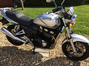 2003 Suzuki GSX1400  16k miles -stainless headers and collector For Sale
