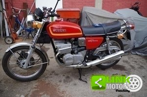 Suzuki GT 380 - Anno 1976 For Sale