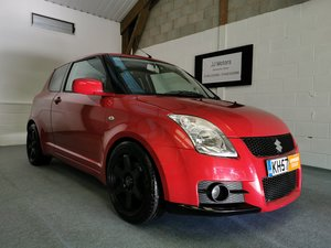 2007 Suzuki Swift Sport *Modified* For Sale
