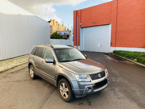 2007 LHD Suzuki Grand Vitara 1.9 DDiS JLX-EL,LEFT HAND DRIVE For Sale