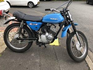 1971 Suzuki Ts90R Honcho