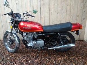 1977 Suzuki GS750  -SOLD-