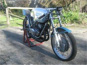 """1970 Suzuki Crooks T 250 cc Racer """"compé client"""""""