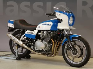 1979 Suzuki GS 1000 Wes Cooley Replica for sale For Sale