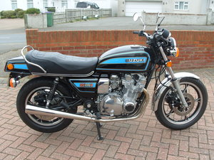 1980 Suzuki 1000GS G Model – Excellent Condition For Sale