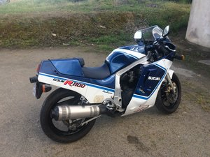 1987 Suzuki 1100 gsxr  For Sale