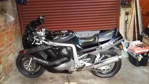 1989 Suzuki GSXR 1100K For Sale by Auction