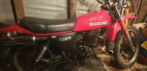 1979 Suzuki sp 370 For Sale