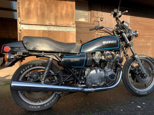 1978 Suzuki GS1000 E project bike For Sale