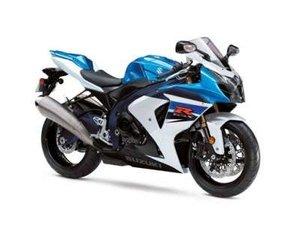 2011 SUZUKI GSXR1000 L1 ONLY 120 MILES For Sale