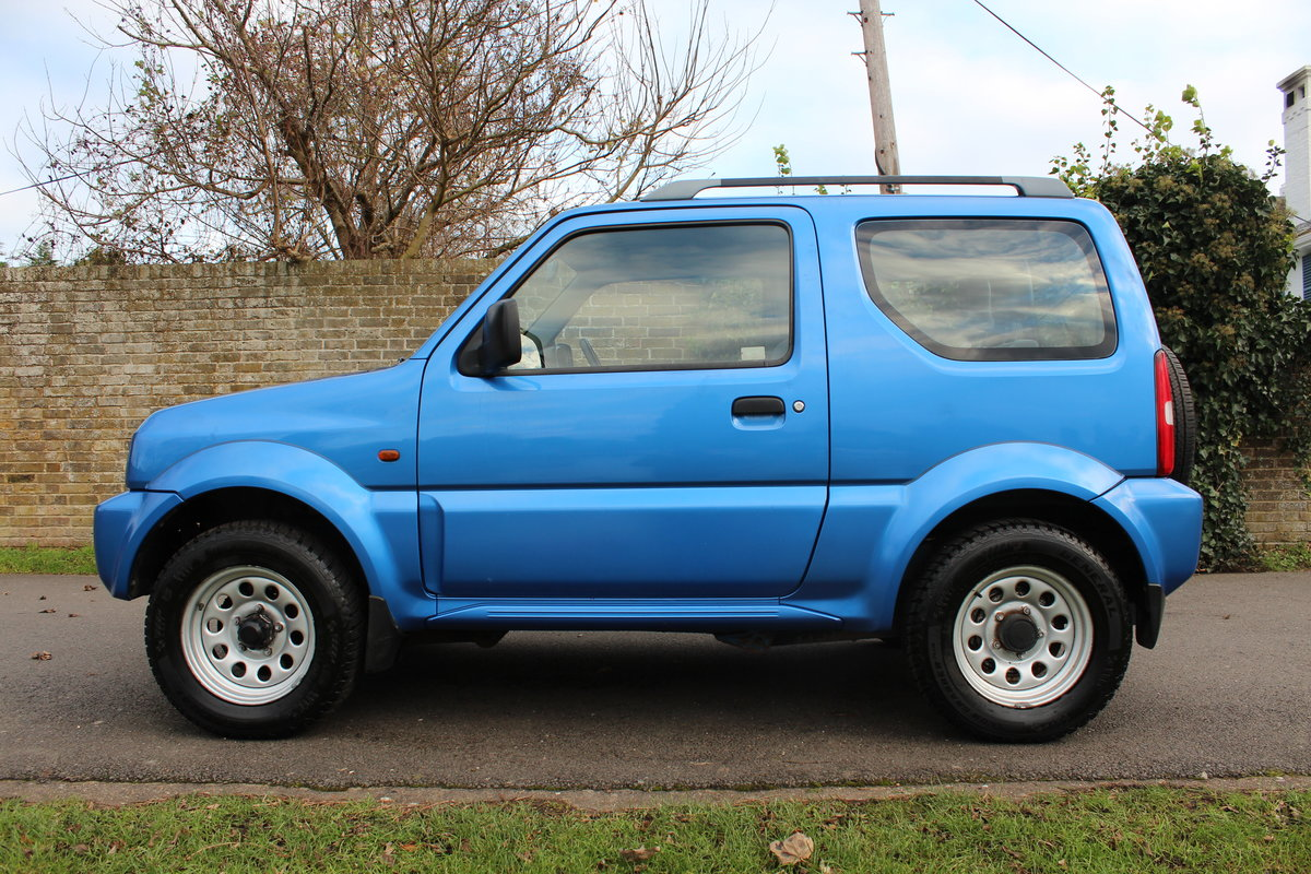 Suzuki Jimny JLX 2003 * HIGHLY MAINTAINED FSH + YRS MOT * SOLD (picture 5 of 6)