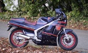1987  Suzuki RG400 Gamma – Walter Wolf Clone 400cc 2-stroke s