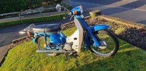 1984 Suzuki FR50