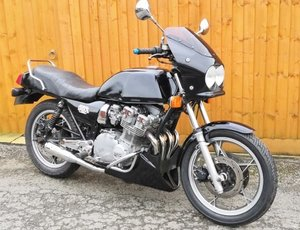 1981 Suzuki GSX 750 ET 1980 42,550 Miles MOT PX SOLD