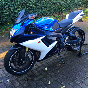 2012 Suzuki GSXR-750  For Sale