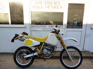 1992 Suzuki DR350 SN Green Lane / Enduro Bike 350cc