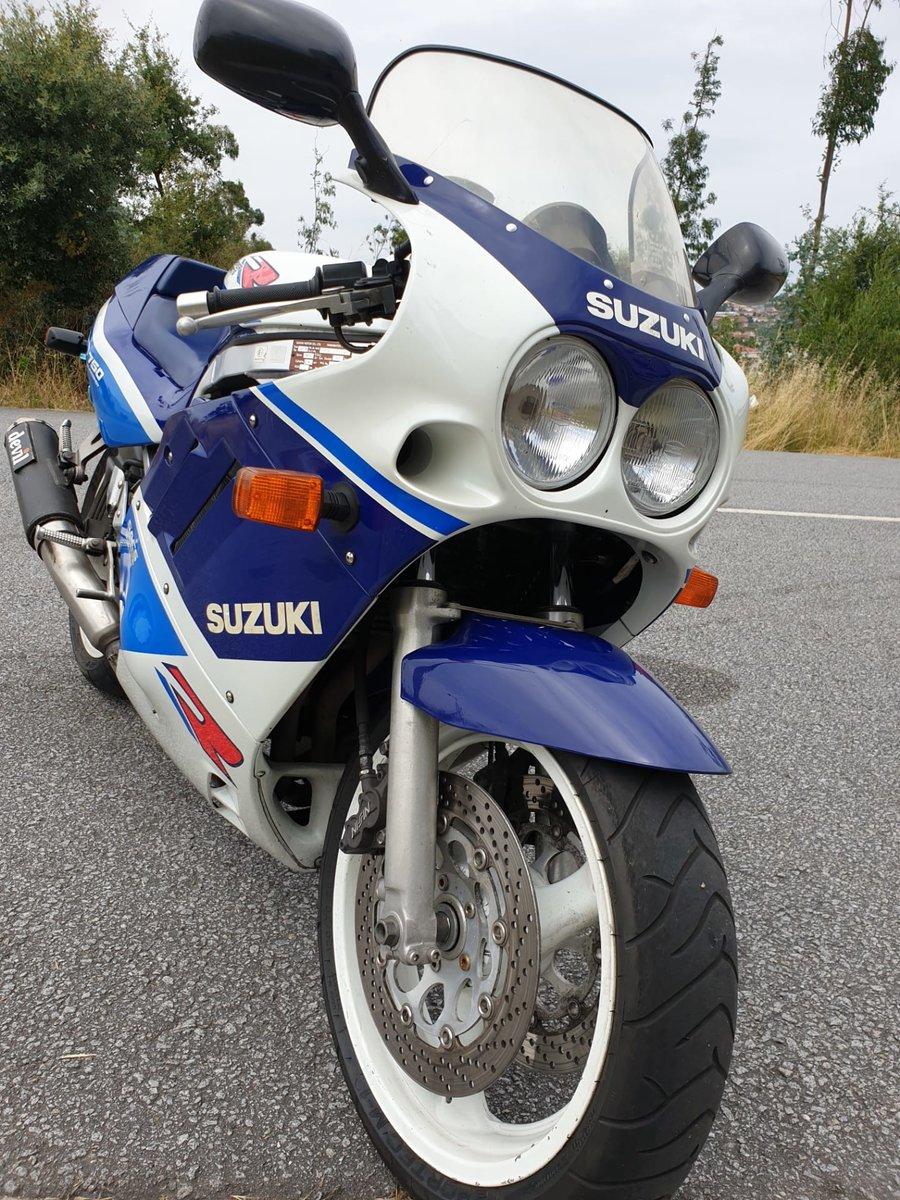 1988 Suzuki GSX-R 750 For Sale (picture 2 of 6)