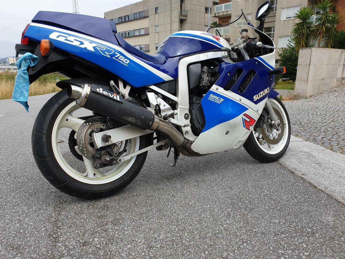 1988 Suzuki GSX-R 750 For Sale (picture 5 of 6)